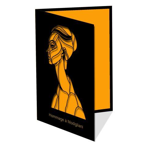 Hommage à Modigliani