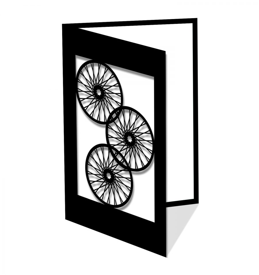 Roues de bicycle
