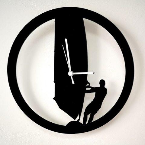 37-023-Planche-à-voile-homme-Noire
