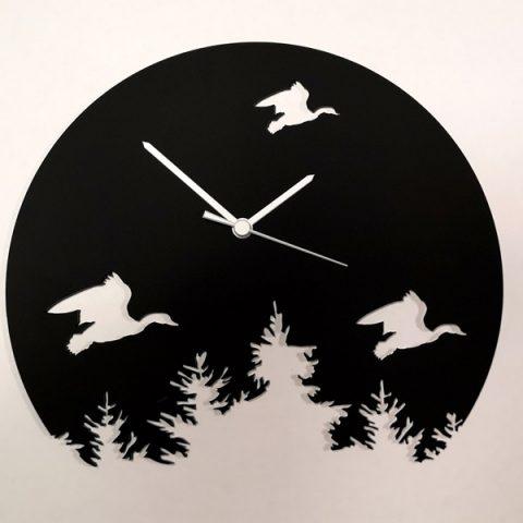 37-030-Envolée-de-canards-Noire