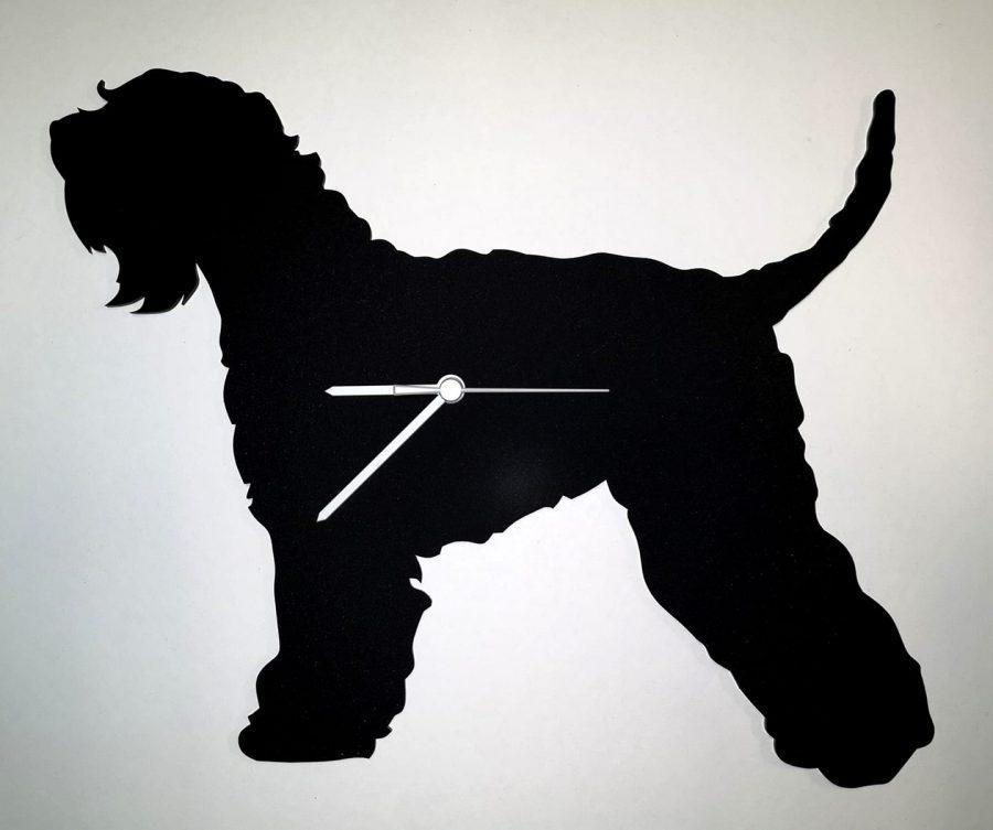 37-085 Wheaten Terrier (Noire)