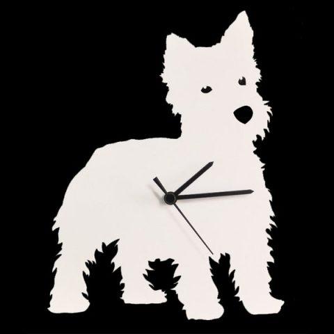 Westi horloge (Blanc)