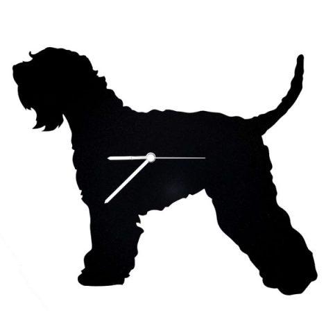 Wheaten Terrier (Noire)